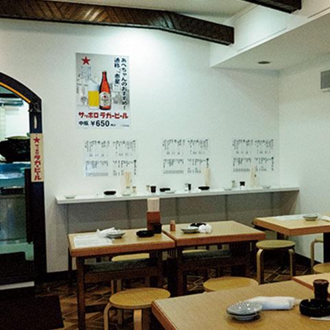 「あべちゃん」 店内画像