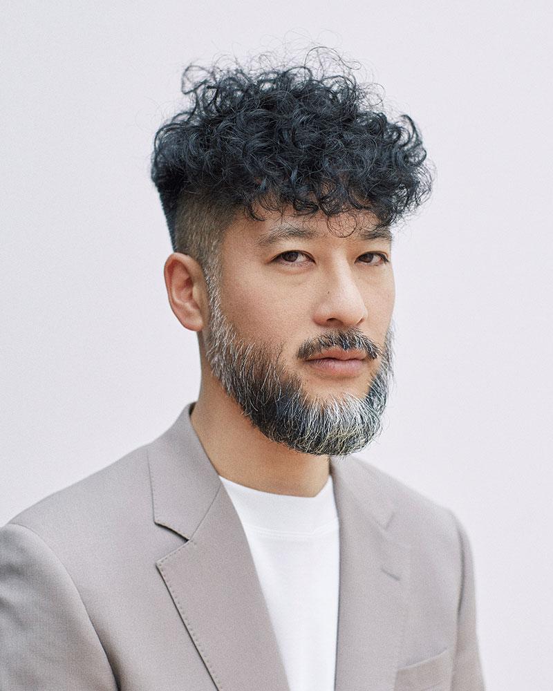 薄毛 40 髪型 メンズ 代