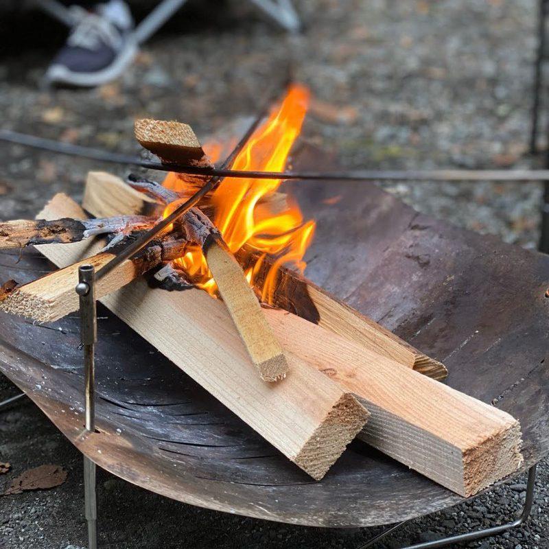 ピコグリル焚き火台